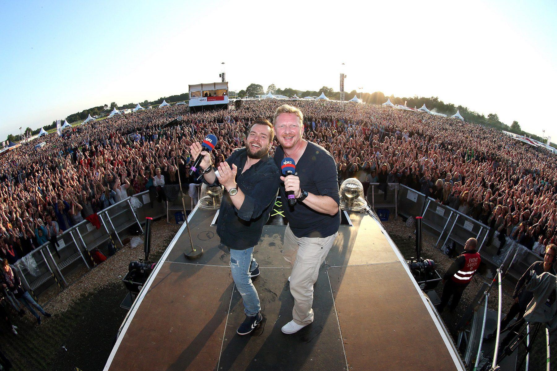Die Auftrittszeiten für das NDR 2 Papenburg Festival stehen fest – Ponik und Mahrhold moderieren